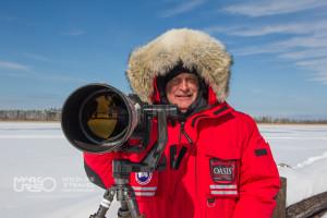 Marco Urso a Churchill - Manitoba - Canada